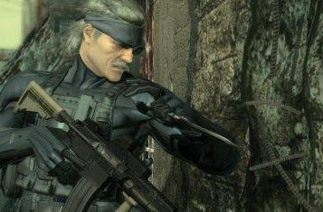 Konami (once again) confirms there will be no MGS4 demo