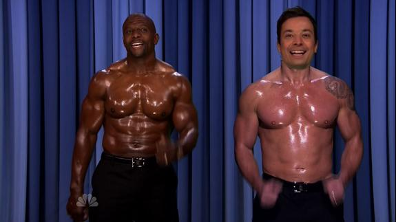 Jimmy fallon ebony and ivory