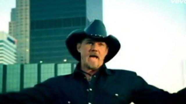 Trace Adkins Back in Rehab