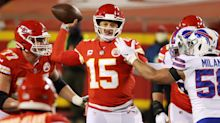 Kansas City Chiefs Will Face Both Of Last Year's AFC Playoff Foes In First Five Weeks Of 2021 Season