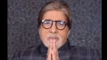 Amitabh Bachchan Shares An Appreciation Post For Doctors As He Battles COVID-19 In Hospital