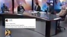 Two Journalists Calmly Reading Out News Goes Viral 20 Years Later Because it is Unbelievable in 2020