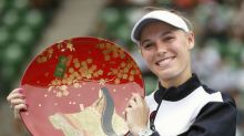 Wozniacki powers to Pan Pacific title in Tokyo