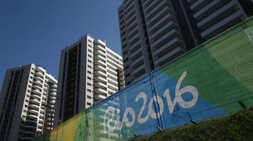 Italians taking Olympic Village repairs into their own hands