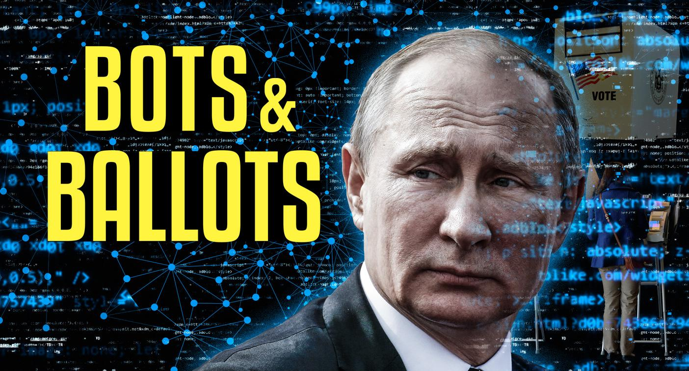 Expert: Putin can hack our midterm elections