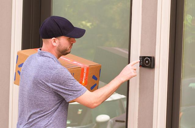 Walmart wants to deliver groceries straight to your fridge