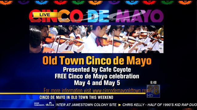 Cinco de Mayo: Preview of local celebrations this weekend