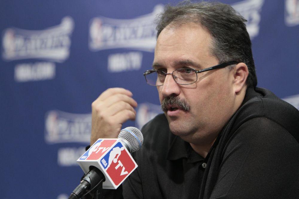 AP Source: Stan Van Gundy Pistons' coach/president