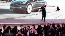 分析師:受惠拜登的電動車政策 Tesla目標價1,300美元