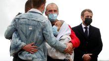 En direct : l'ex-otage au Mali Sophie Pétronin est arrivée en France