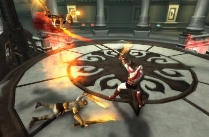 Nega-review: God of War: Chains of Olympus