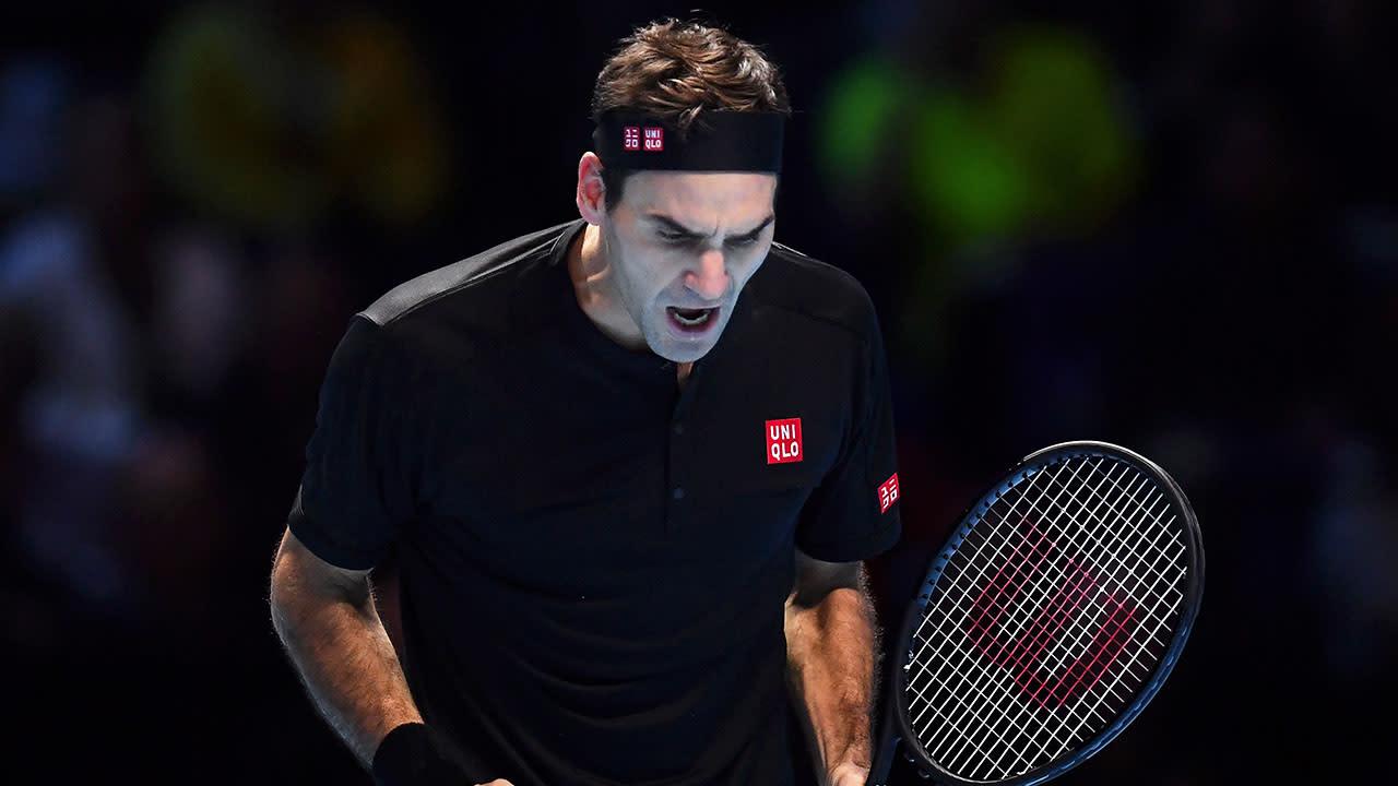 'That hasn't happened ever': Roger Federer bemoans rare moment in loss