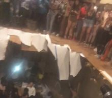 Dozens hurt in floor collapse at S. Carolina condo party