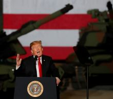 Trump news - live: President told to 'show us your bone spurs' after continuing attacks on late John McCain before raging over Mueller investigation