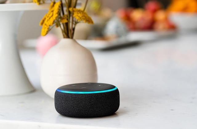 Alexa can tell you what to do if you think you have COVID-19