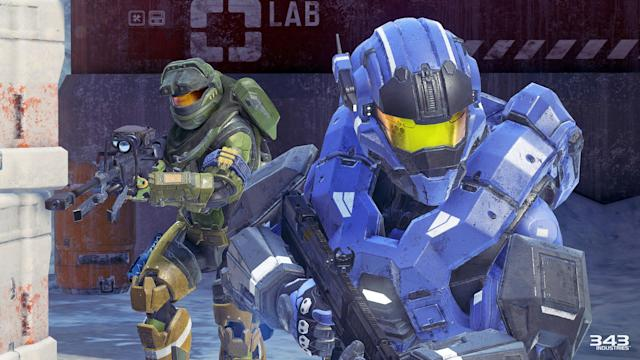'Halo 5' multiplayer is coming to PC... sort of
