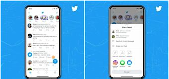 You can share tweets directly to Instagram Stories now