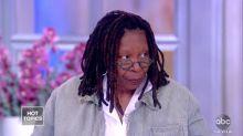 Whoopi Goldberg Shuts Down Meghan McCain And Joy Behar's Fight On 'The View'