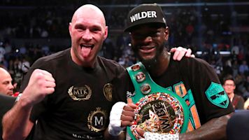 Wilder-Fury rematch officially set for Feb. 22