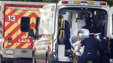 Tragedia en Los Ángeles: piden no llevar a hospitales a pacientes con poca posibilidad de sobrevivir