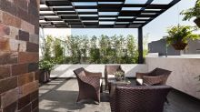 11 flooring ideas for your terrace or patio