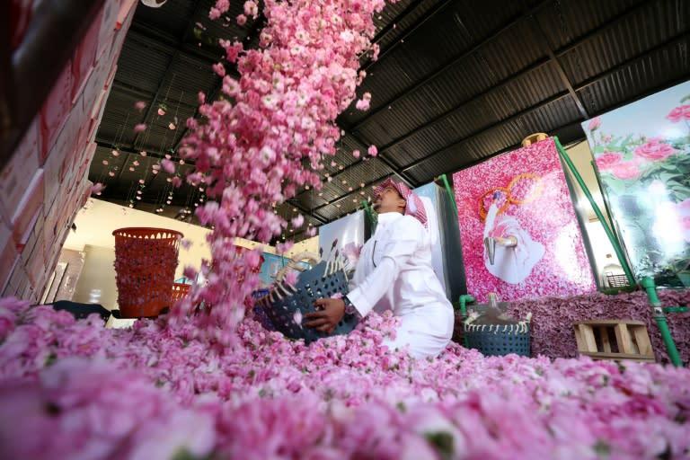 Taif, uma cidade cheia de rosas no meio do deserto saudita