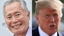 George Takei reveals the time he and Donald Trump debated gay marriage over lunch