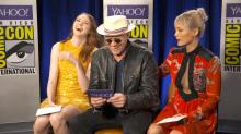 'Guardians of the Galaxy Vol. 2' Switcheroo: Watch the cast swap movie's best lines