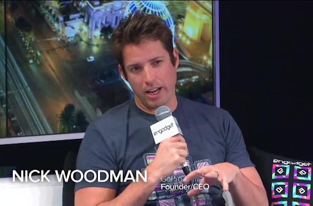 Nick Woodman talks Karma and the future of GoPro