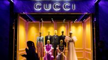 Gucci's Online Sales More Than Double