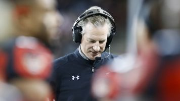 Tuberville campaign bus catches fire on highway