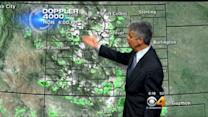 Springtime Weather Pattern for Showers or Storms Each Day this Week
