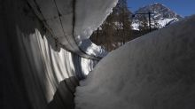 IOC reluctantly accepts plan for 2026 Cortina bobsled track