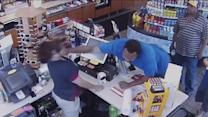 Store Clerk Beaten Over A Cigar?