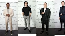 The Best-Dressed Men At Esquire Townhouse