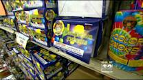 Illinois Residents Crossing Border To Indiana To Buy Fireworks