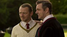 'Slaughterhouse Rulez': Simon Pegg and Michael Sheen star in exclusive new clip