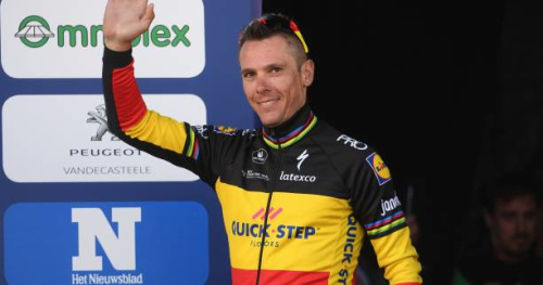 Cyclisme - Quick-Step - Philippe Gilbert prolonge chez Quick-Step Floors