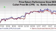 8 Reasons Why Cullen/Frost (CFR) is an Attractive Pick Now