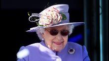 Queen Elizabeth II.: Darum trug sie zuletzt immer eine Sonnenbrille