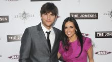 Ashton Kutcher Gets Candid About Dealing With His Divorce From Demi Moore