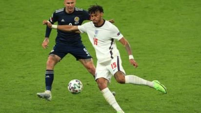 Foot - ANG - Tyrone Mings a souffert de son manque de légitimité avant l'Euro