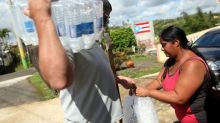 Thousands of pallets of water bottles unused in Puerto Rico after hurricane