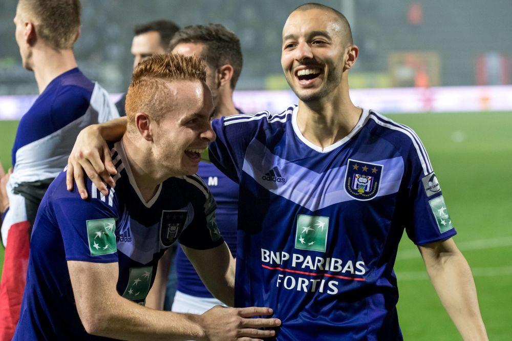 Transfergerücht: Bundesligisten an Anderlechts Adrien Trebel interessiert