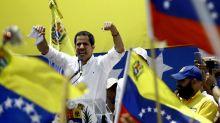 Juan Guaidó confirmó que la oposición abondonó las negociaciones con Nicolás Maduro