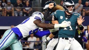 Defective guarantee: Eagles lay an egg in Dallas