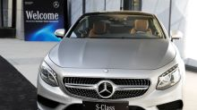 Daimler and Geely in ride-hailing tie-up in China