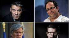 Débat PS : que proposent les quatre candidats ?