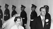 Royal brides who weren't given away by fathers