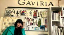 Nathalia Gaviria, la diseñadora colombiana que triunfa en EEUU y viste a las estrellas